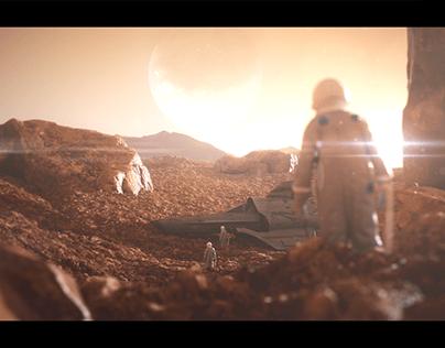 My view of Mars