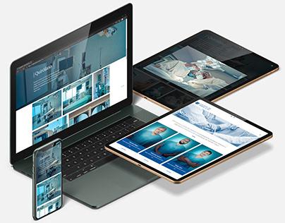Medical Group Multimedia Desing-Web-UI/UX -Digital-Ph