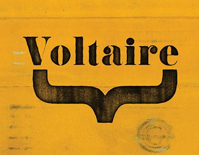 Voltaire KC Menu