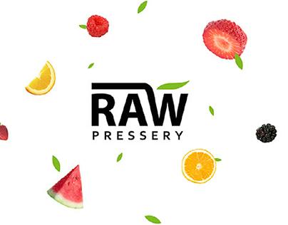 Raw Pressery Rebranding