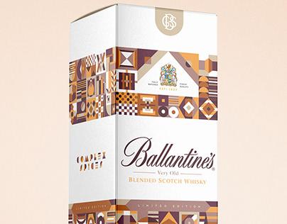 Ballantine's - Complex Spices