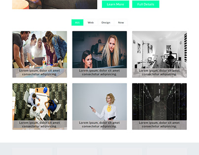 Html5 Business Template for Web