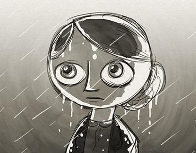 Animated film concept Waterlanders