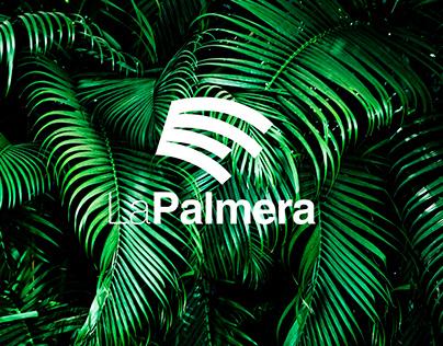 La Palmera Sport Bar - Branding