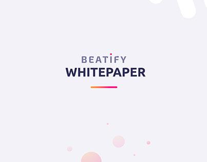 Beatify Whitepaper