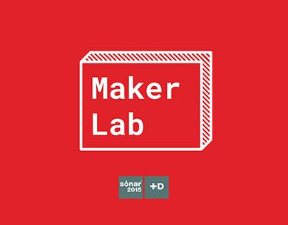 Sonar 2015 - MakerLab