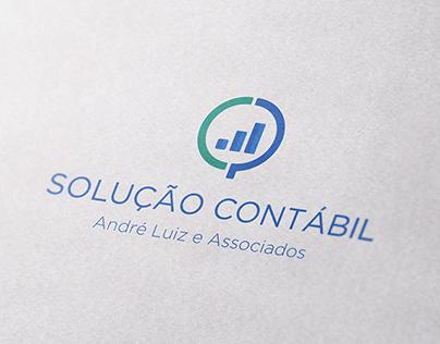 Solução Contábil - Redesign de Logotipo