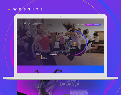 Laboratório da Dança | Website