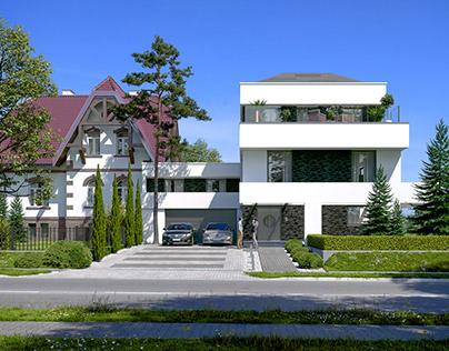 Trio House