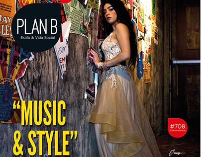 """Music & Style."" Plan B Magazine"