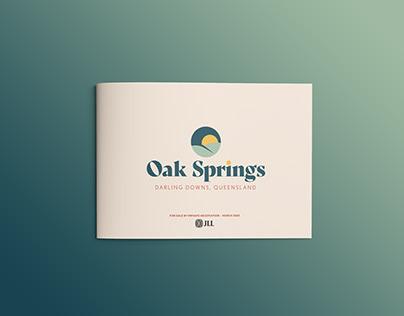 Oak Springs Information Memorandum