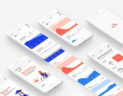 WeatherMatter / App UX UI