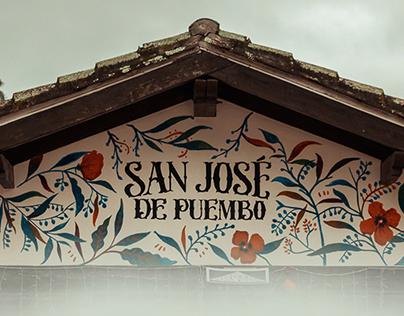 Mural San José de Puembo / UIO