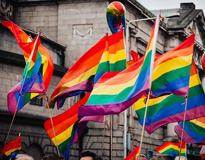 Pride Parade - Dublin 2015