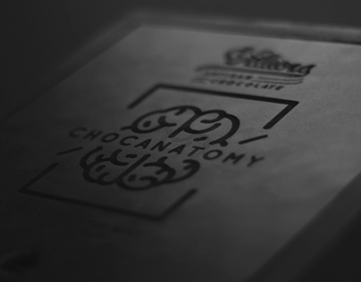 Student Project - Corporate Identity - Chocolate