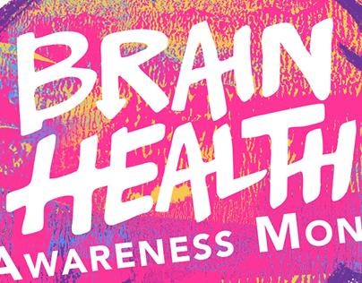 Brain Health Campaign Lockup