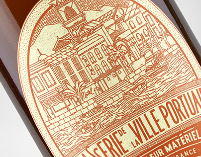 La Ville Portuaire - The Label