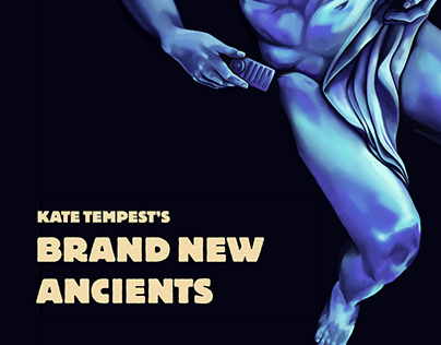 Book design: Brand new ancients