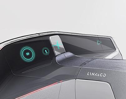 Lynk & Co - Interior concept