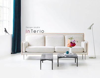 Design studio InTerio l Website