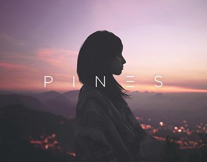 """PINES"" Album Covers"
