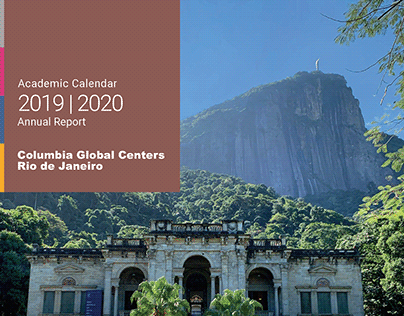 Annual Report 2019 - 2020   Columbia Global Centers RJ