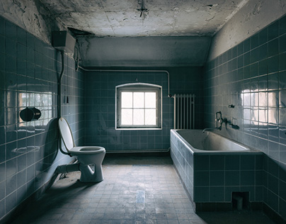 Decaying Bathrooms
