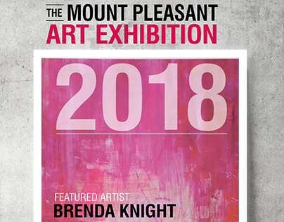 Mt Pleasant Art Expo 2018