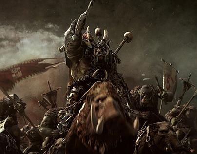Total War: Warhammer Cinematic by Platige Image