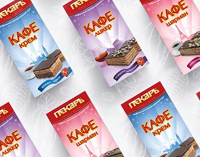 PEKAR CAKE - Brand & Packaging