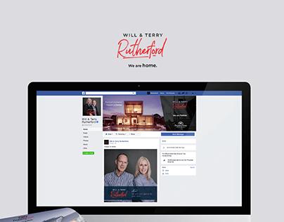 Terry Rutherford Branding + Social Media