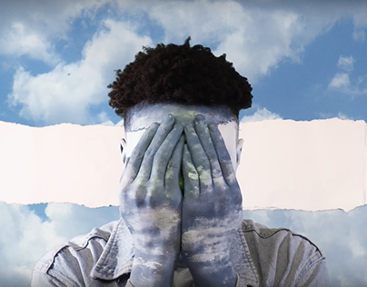 Magritte-inspired Stop Motion