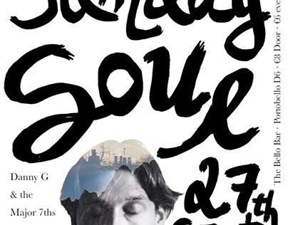 Sunday Soul Poster