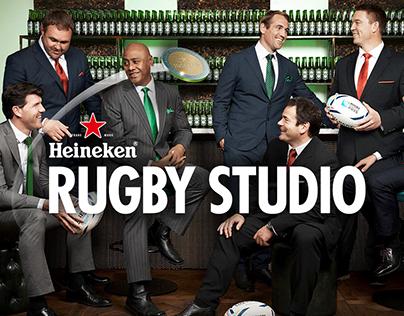 Heineken | Rugby Studio