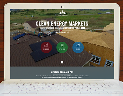 Energy Foundation Digital Annual Report