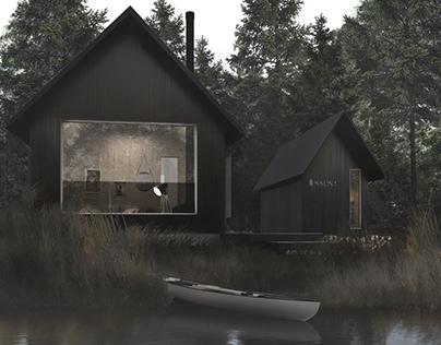 Cottage Concept Design