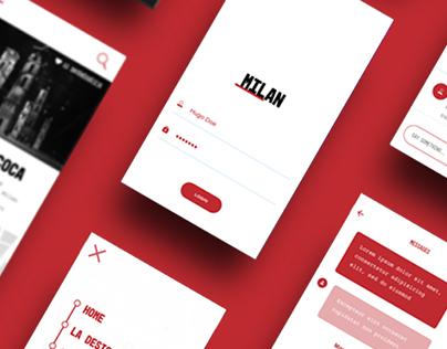 Creative City App - Adobe Design Jam #IconContestXD