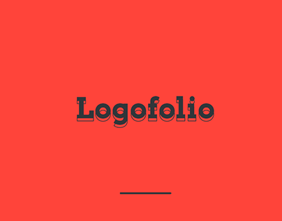 Logofolio VOL1 / Collection of branding project.
