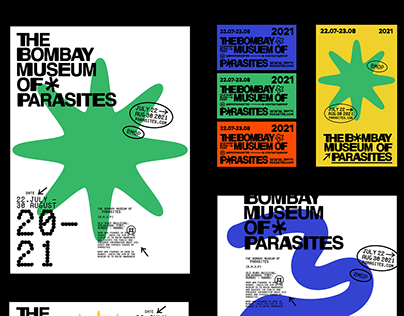 The Bombay Museum of Parasites