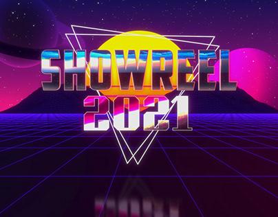 AGFX Showreel 2021