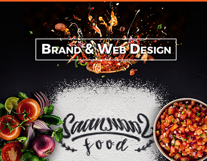 Saan Food Brand & Web Design