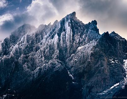 Chilean Mountains
