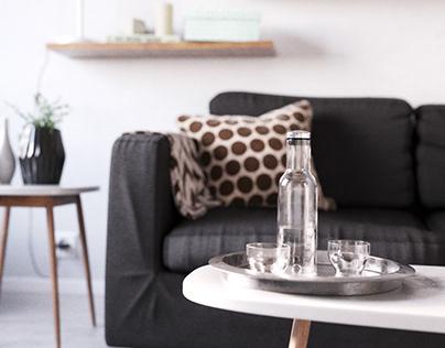 Interior Scene - Living Room