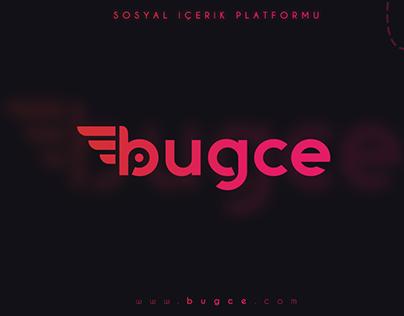 Bugce Logo Tasarımı