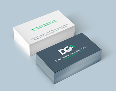 DGA - Branding
