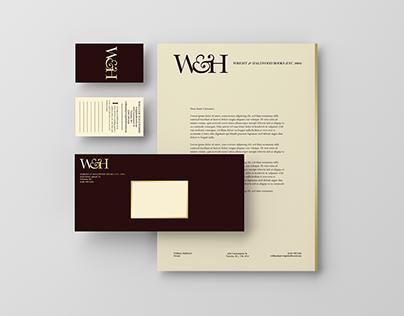 Wright & Hallwood Identity