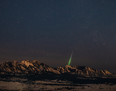 Geminid Meteor and the Great Conjunction