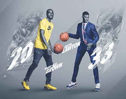 Claflin Basketball | Artworks