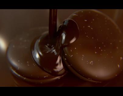 Houdini Flip Chocolate Simulation