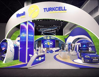 TURKCELL 2018 MWC18 BARCELONA